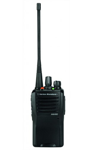 Цифровые радиостанции. Vertex EVX-531
