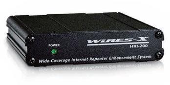 Комплект для подключения через интернет WIRES-X HRI-200