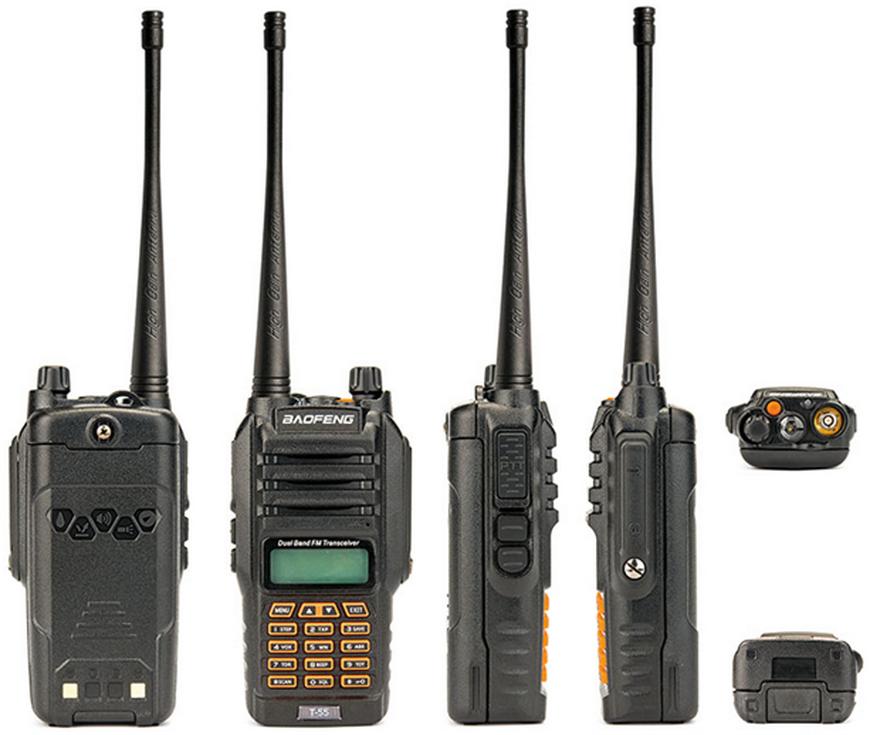 Радиостанция Baofeng BF-T55