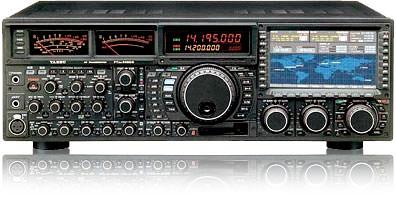 Yaesu FT-9000 DX