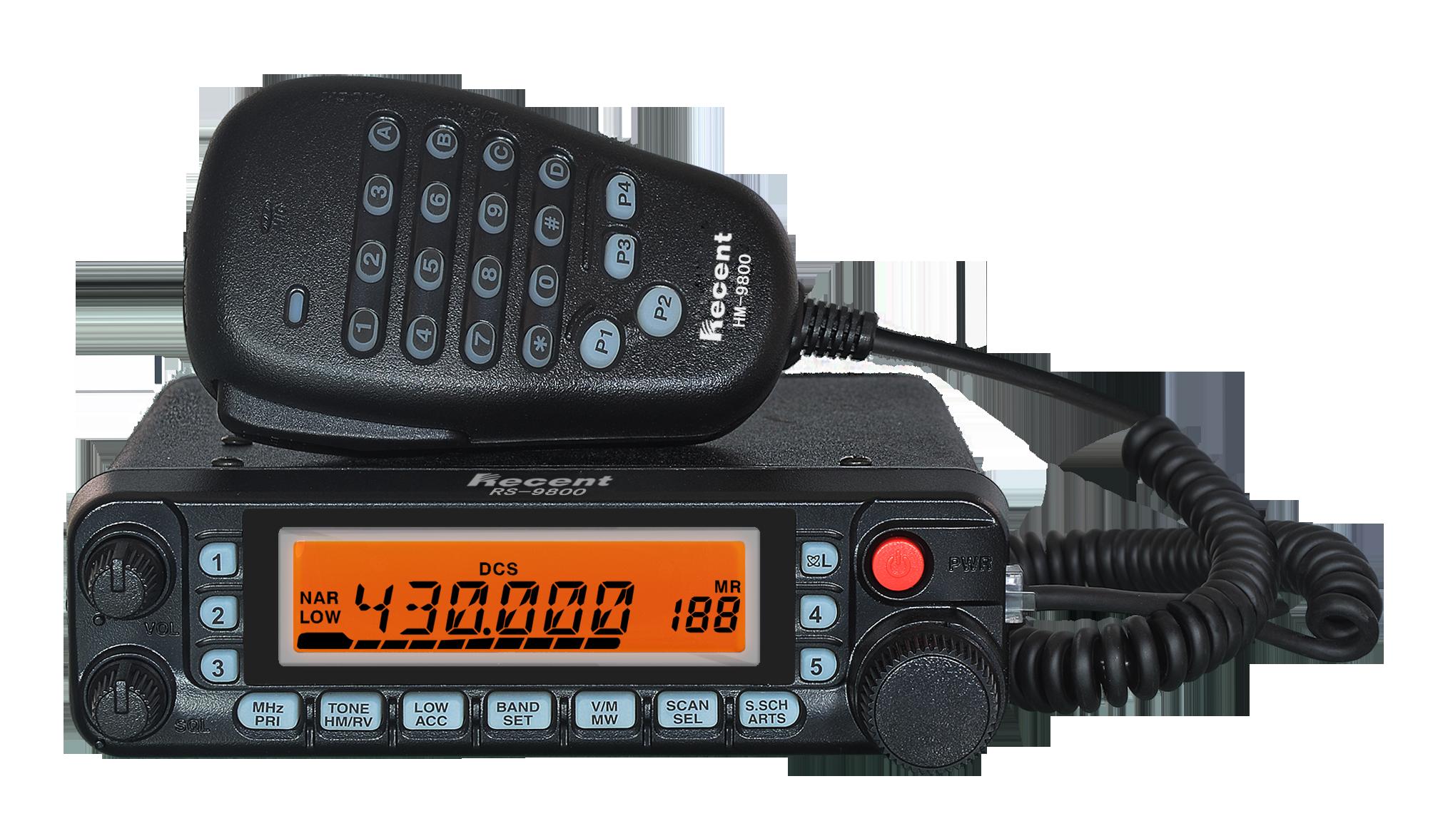 Базово-мобильная радиостанция RECENT RS-9800