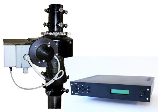 Поворотное устройство RF HAMDESIGN SPID RAK/HR, MD-02