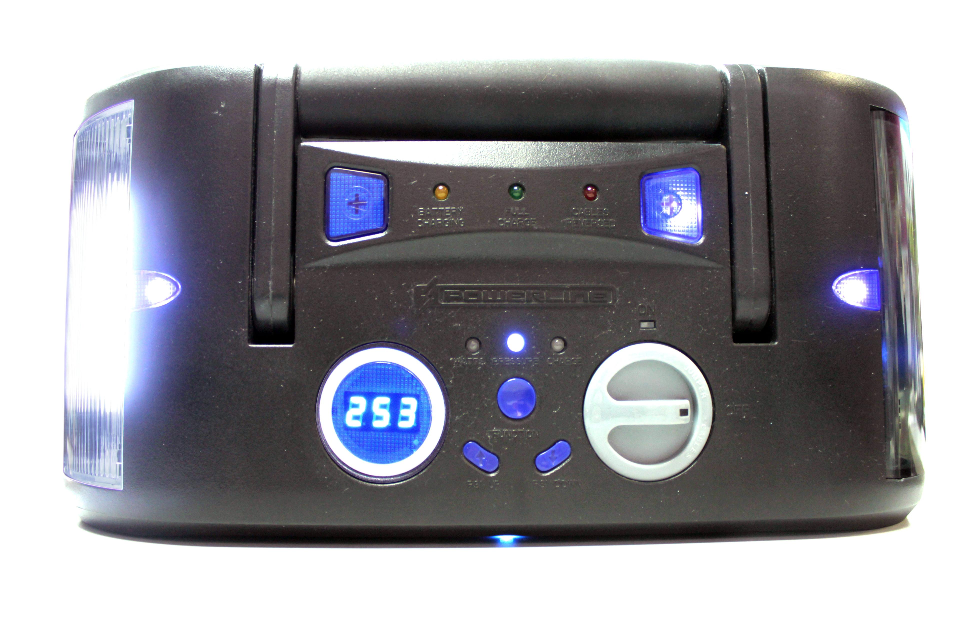 Энергостанция автономная SPS-2000